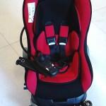 Silla de ruedas eléctrica para niños