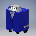 robot de asistencia